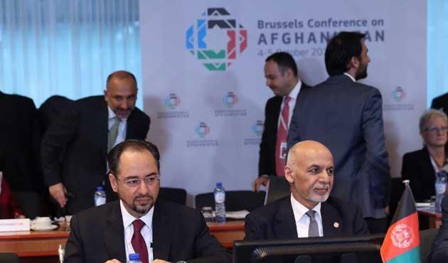 Brüksel'deki Afganistan konferansı devam ediyor