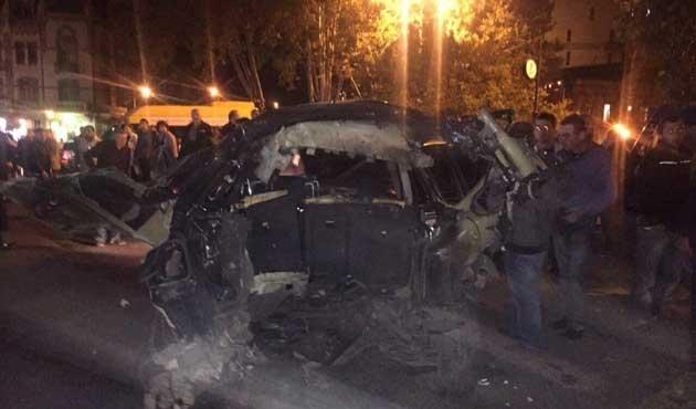 Gürcistan'da muhalif vekile bombalı saldırı