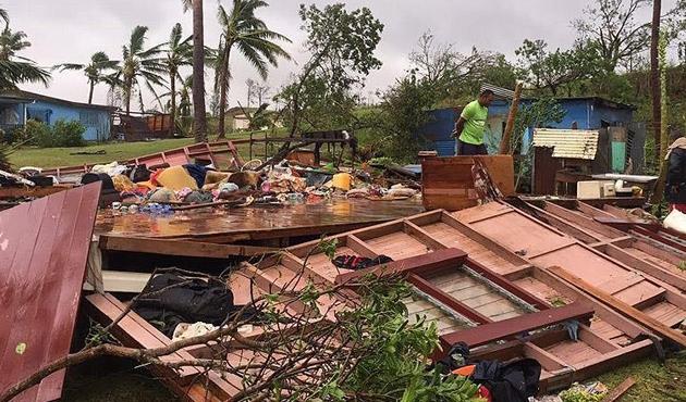 Matthew Kasırgası Karayipler'i vurdu; 11 ölü