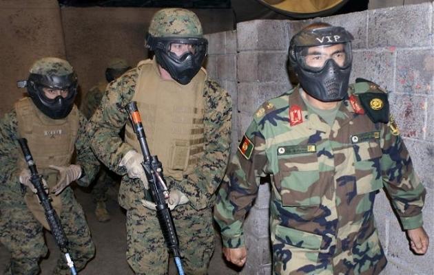 Eğitilmeye ABD'ye götürülen Afgan askerler teker teker kaçıyor