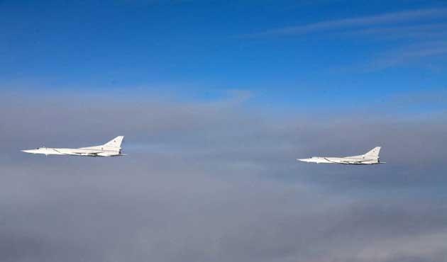 Rus uçaklarından Finlandiya'ya ihlal iddiası