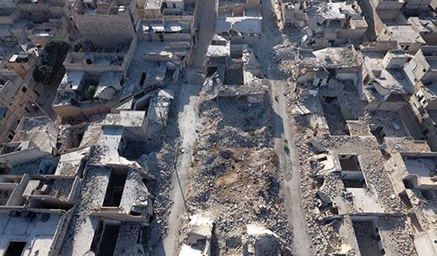 Rusya Halep operasyonlarını durdurdu