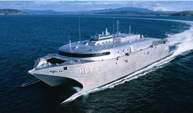İran gemileri, Yemen karasularında