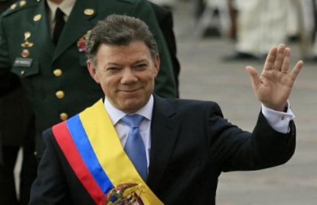 Nobel Barış Ödülü Kolombiya liderine