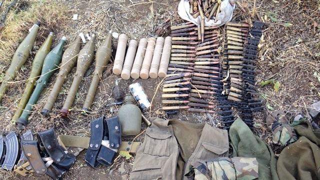 TSK: 374 terörist öldürüldü