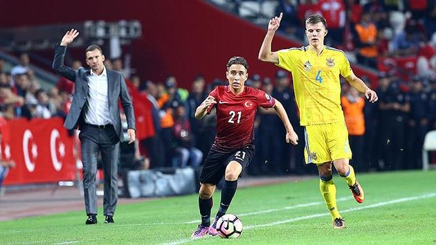 Türkiye Ukrayna maçından galip çıkmadı