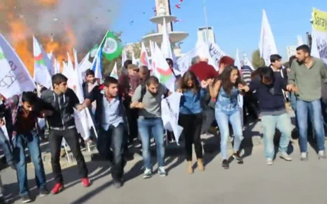 10 Ekim Ankara anma törenleri yasaklandı
