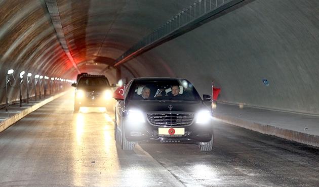 Uslu: Tünele Sultan 2. Abdülhamid'in adı verilsin