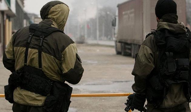 Çeçenistan'da sekiz direnişçi öldürüldü