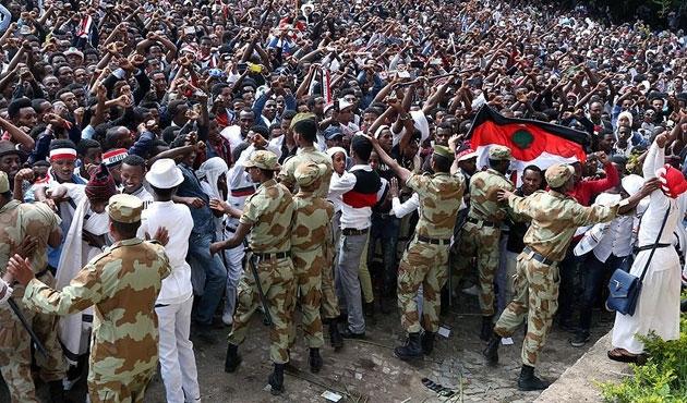 Etiyopya'da olağanüstü hal