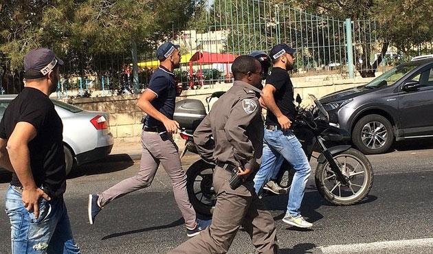 Doğu Kudüs'te silahlı saldırı