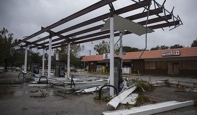 Matthew Kasırgası Güney Carolina'ya ulaştı
