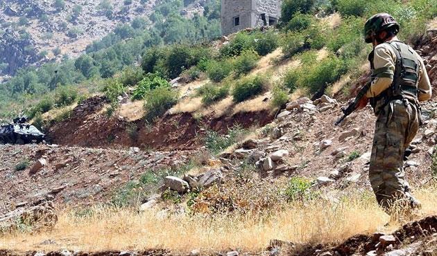Bingöl'de 5 PKK'lı etkisiz hale getirildi