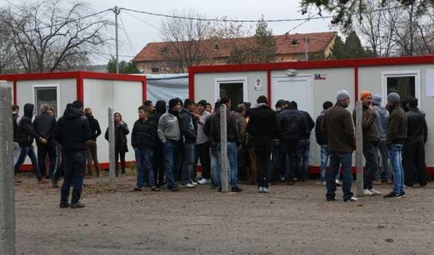 Bulgaristan'da aldatılan mültecilerden açlık grevi