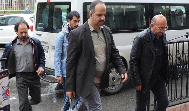 Samsun'da 45 öğretmene 'ByLock' gözaltısı