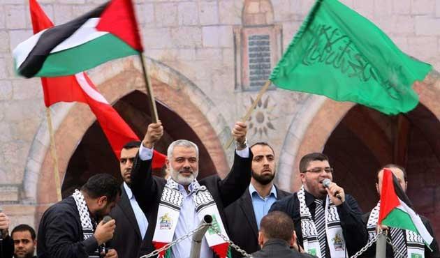 Hamas, kuruluşunun 29. yıl dönümünü kutladı