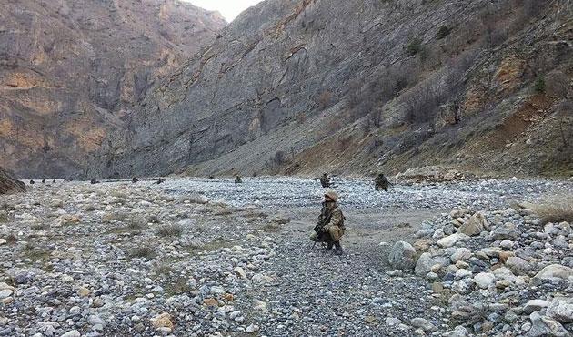 Amanos Dağları'nda çatışma: 1 asker yaralı