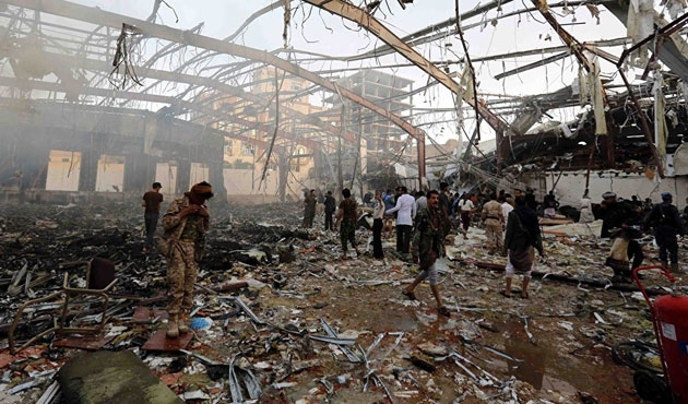 Husi lider: Katliamın esas sorumlusu ABD