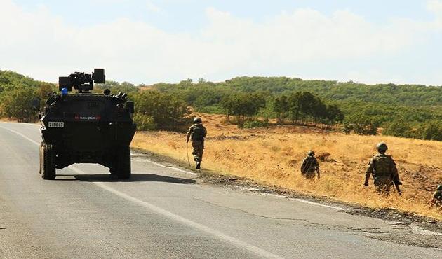 Tunceli'de büyük operasyon: 10 PKK'lı öldürüldü