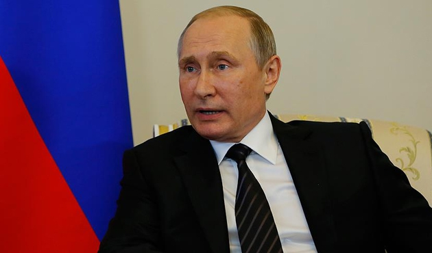 Putin: Türklere çalışma vizesi yasağı kalkacak
