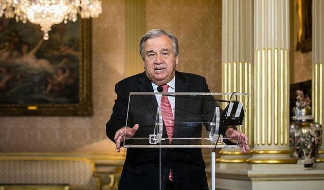 Guterres BM Genel Sekreteri seçildi