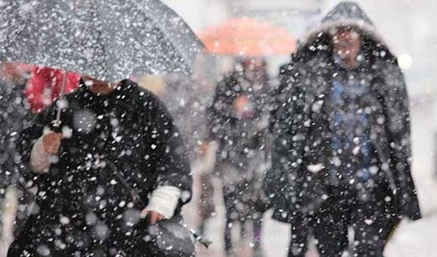 Doğu Anadolu'da kar yağışı beklentisi