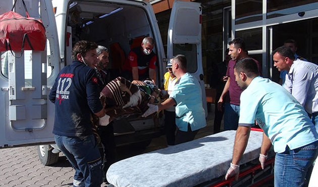 El-Bab'da yaralanan 8 ÖSO askeri Kilis'te
