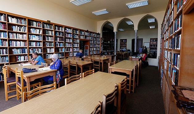 24 yeni kütüphane geliyor