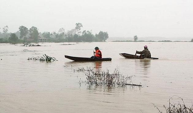 Vietnam'daki selde 21 ölü