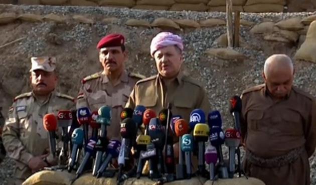 Barzani, Ankara ile Bağdat arasında uzlaşı istedi!