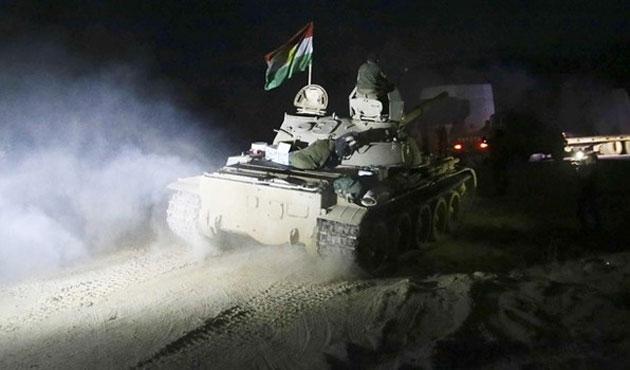 Üç koldan kuşatılan Musul'da operasyon uzun sürecek