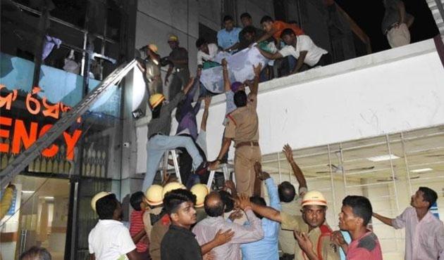 Hindistan'da hastane yangını; 23 ölü
