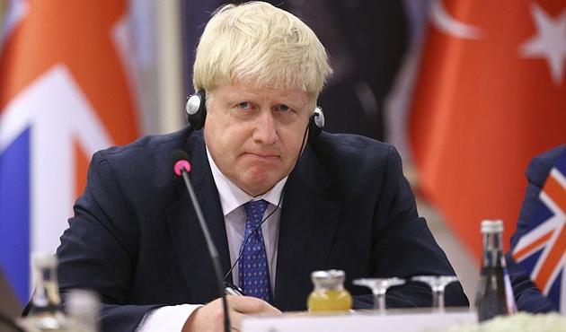 Boris Johnson'dan ilginç Türkiye çıkışı