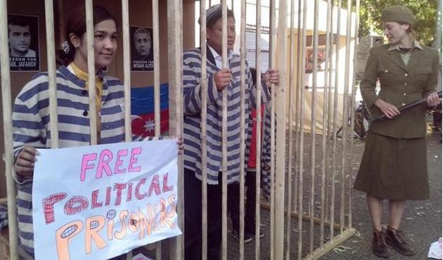 Azerbaycan'da siyasi tutuklu sayısı açıklandı