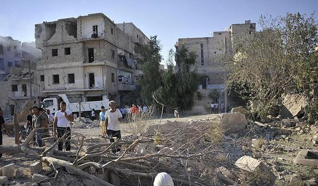 Rusya Halep'teki ateşkesi uzattı
