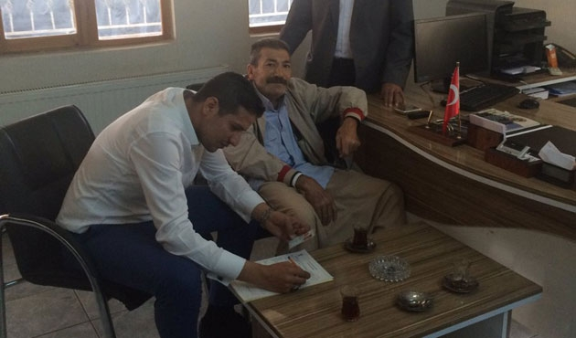 CHP'li Tanal'ın abisi resmen AK Parti'li oldu