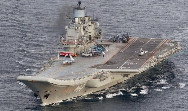 Rusya, Halep için Doğu Akdeniz'de konuşlanıyor