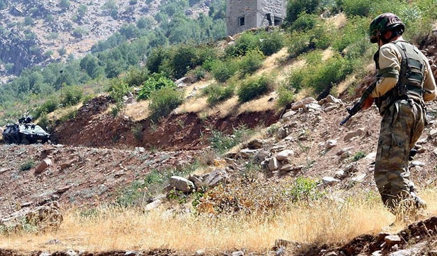 Hakkari'de PKK, silahlı İHA ile vuruldu