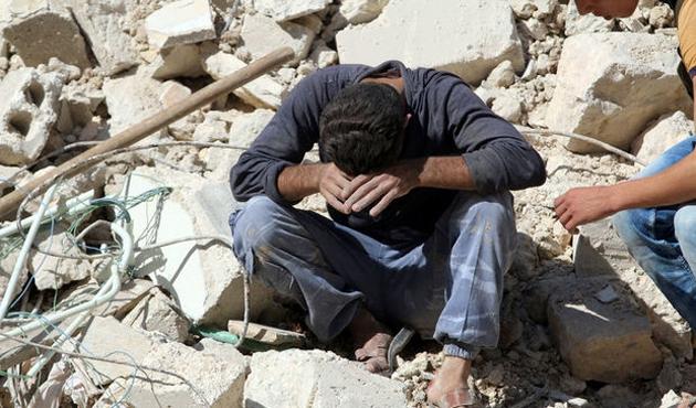 Halep'in doğusunda durum kritik