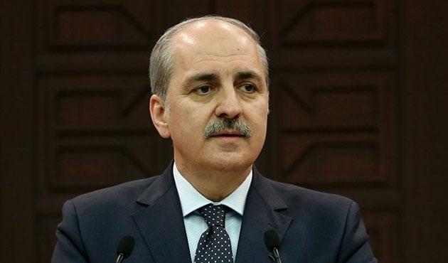 Kurtulmuş: Elimizdeki PKK'lı kilit bilgilere sahip