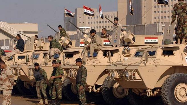 Irak ordusu Musul kapısına dayandı