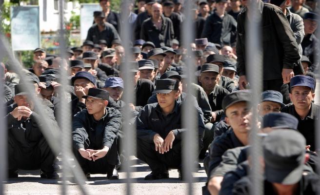 Rusya Özbek tutukluları serbest bıraktı