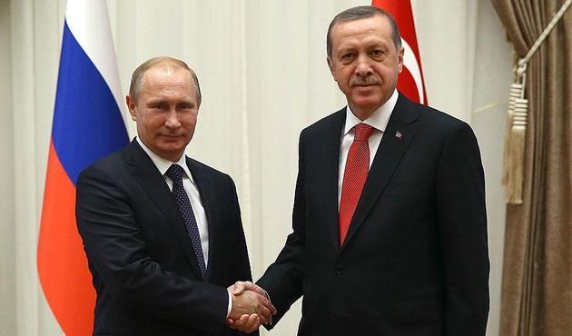 Kremlin'den Putin - Erdoğan açıklaması