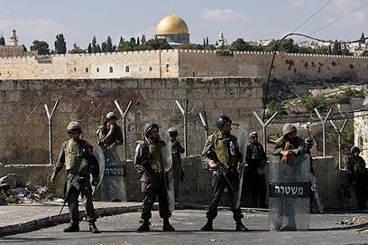 Filistin topraklarından İsrail'e girişler kapandı