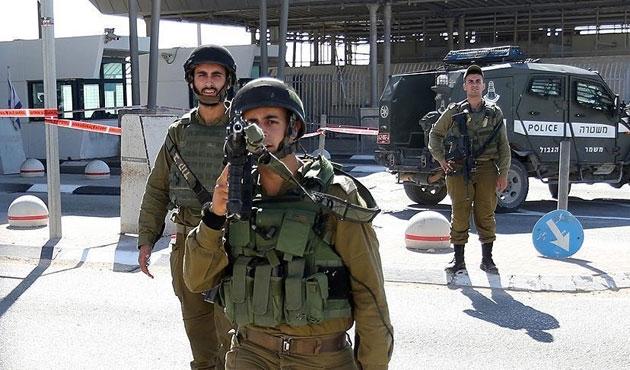 Filistin'den işgal bölgelerine girişlere yasak