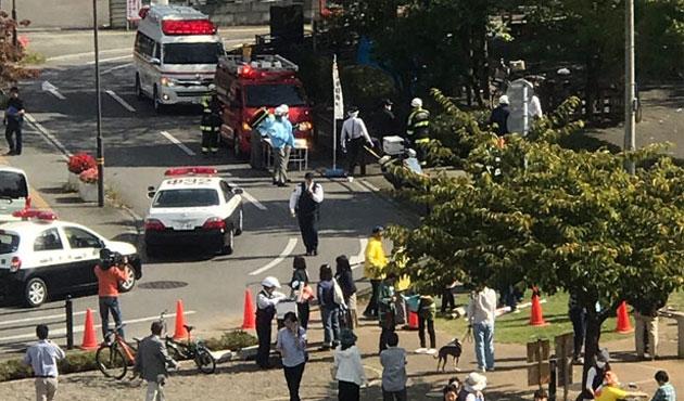 Japonya'da patlama; bir ölü