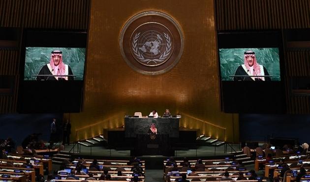 Yemen'i vuran S.Arabistan'a BM İnsan Hakları üyeliği