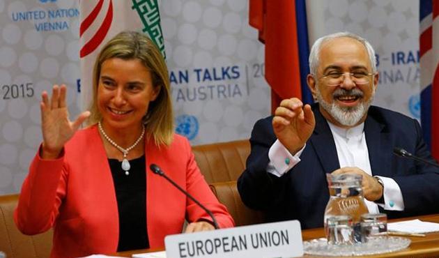 İran, AB ile ilişkilerini güçlendiriyor