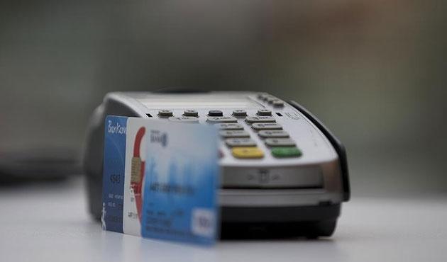 Türkiye'de 57 milyon kredi kartı var