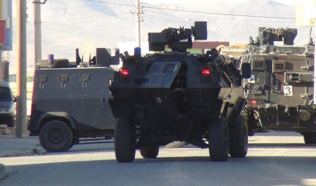 Kağızman'da 'Özel güvenlik bölgesi' uygulaması uzatıldı